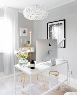 Modern Home Office Idea That Easily Implemented 22