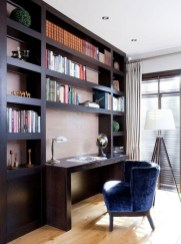 Modern Home Office Idea That Easily Implemented 28