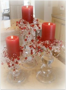 Nice Ideas For Best Valentines Day Centerpieces 01