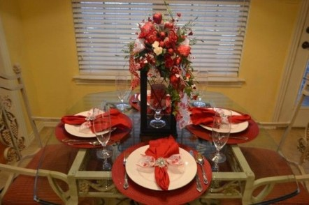 Nice Ideas For Best Valentines Day Centerpieces 18