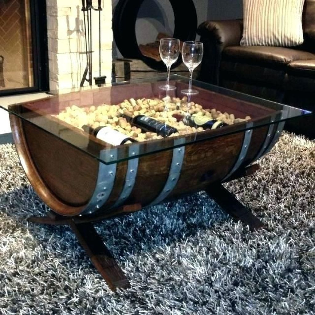 Nice Looking DIY Coffee Table 04
