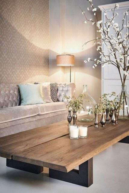 Nice Looking DIY Coffee Table 16