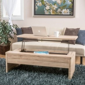 Nice Looking DIY Coffee Table 23