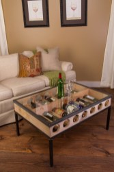 Nice Looking DIY Coffee Table 36