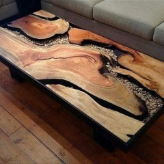 Nice Looking DIY Coffee Table 50