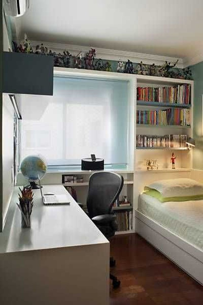 Perfect Small Bedroom Decorations 10