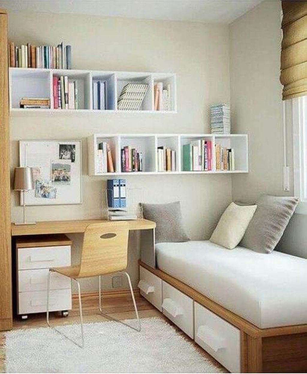 Perfect Small Bedroom Decorations 17