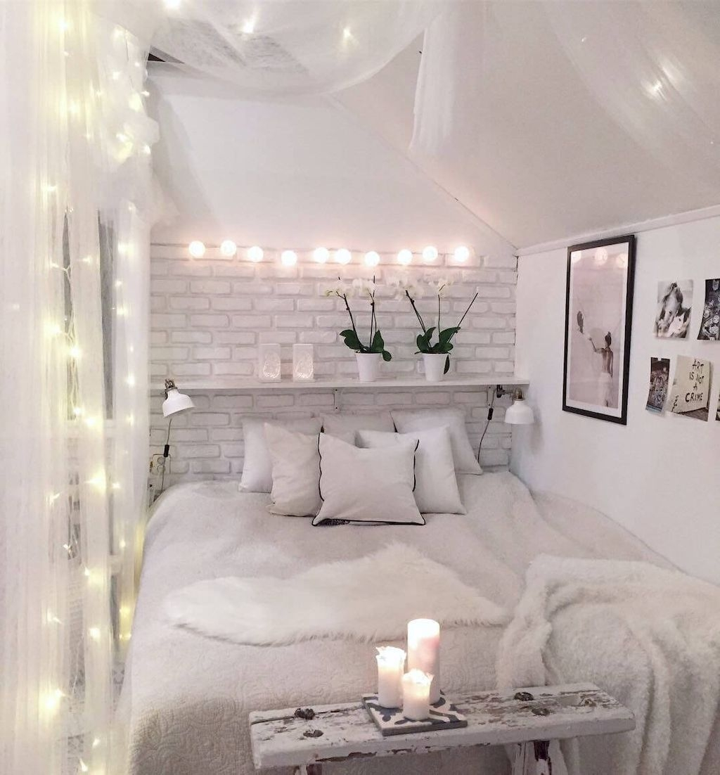 Perfect Small Bedroom Decorations 22
