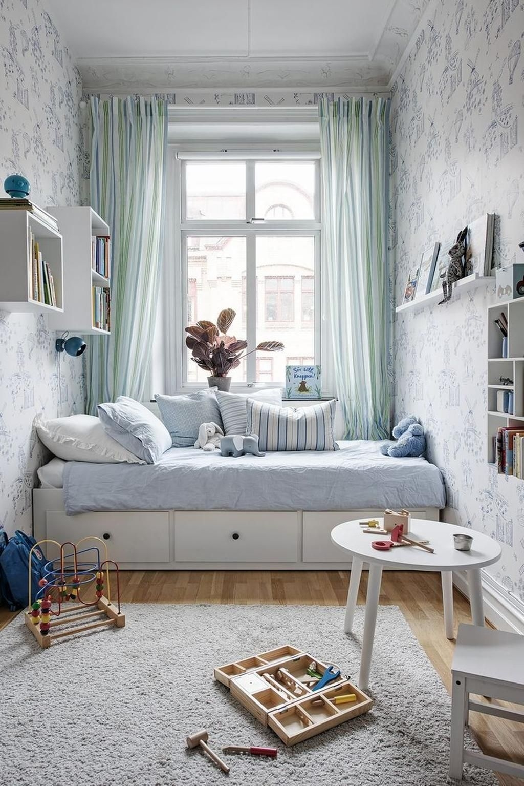 Perfect Small Bedroom Decorations 40