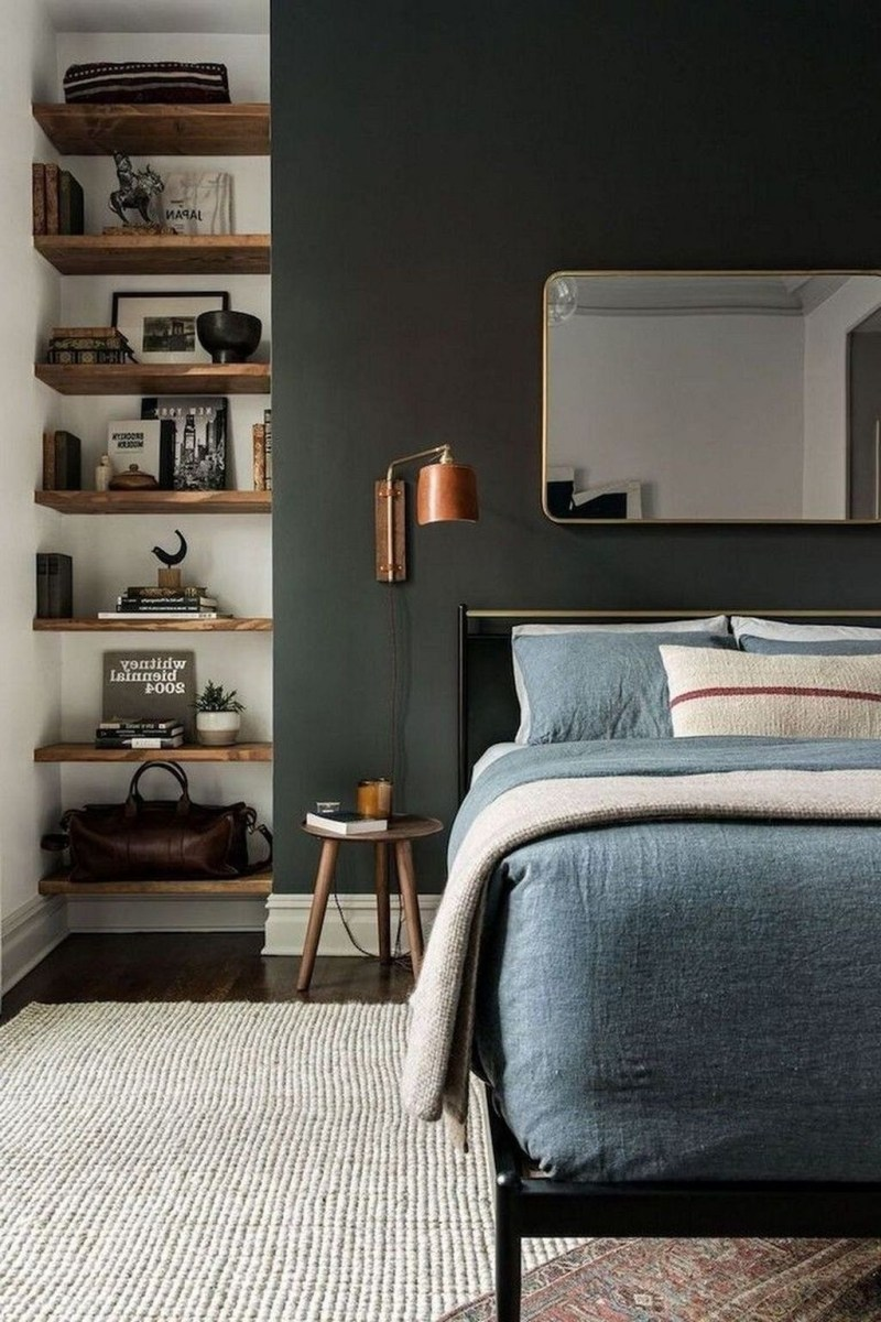 Perfect Small Bedroom Decorations 42