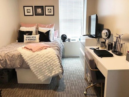 Perfect Small Bedroom Decorations 45