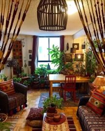 Perfectly Bohemian Living Room Design Ideas 02
