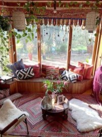 Perfectly Bohemian Living Room Design Ideas 05