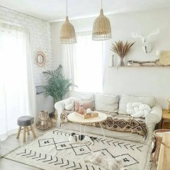 Perfectly Bohemian Living Room Design Ideas 13
