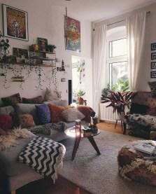 Perfectly Bohemian Living Room Design Ideas 19