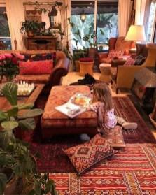 Perfectly Bohemian Living Room Design Ideas 21