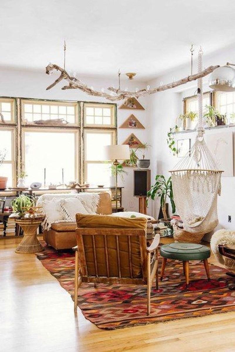 Perfectly Bohemian Living Room Design Ideas 41