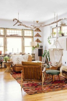 Perfectly Bohemian Living Room Design Ideas 41
