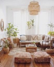 Perfectly Bohemian Living Room Design Ideas 45