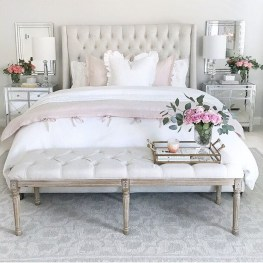 Pink Bedroom Decor You Can Try On Your Own 04