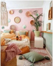 Pink Bedroom Decor You Can Try On Your Own 11