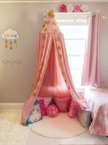 Pink Bedroom Decor You Can Try On Your Own 18