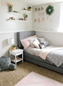 Pink Bedroom Decor You Can Try On Your Own 36