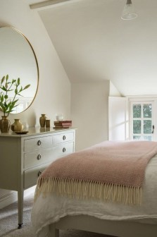 Pink Bedroom Decor You Can Try On Your Own 46