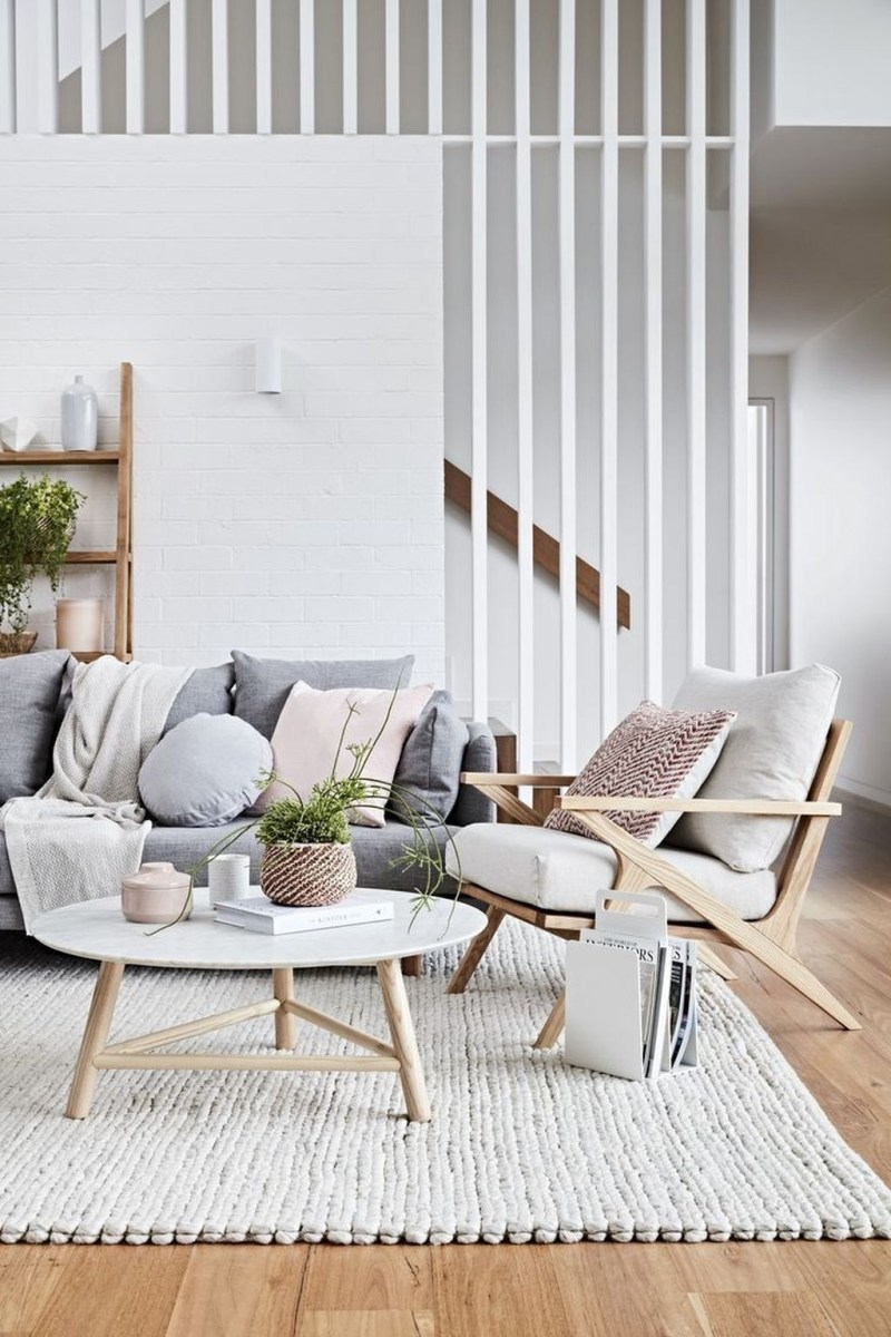 Scandinavian Living Room Design That A Lot Of People Talk About 29