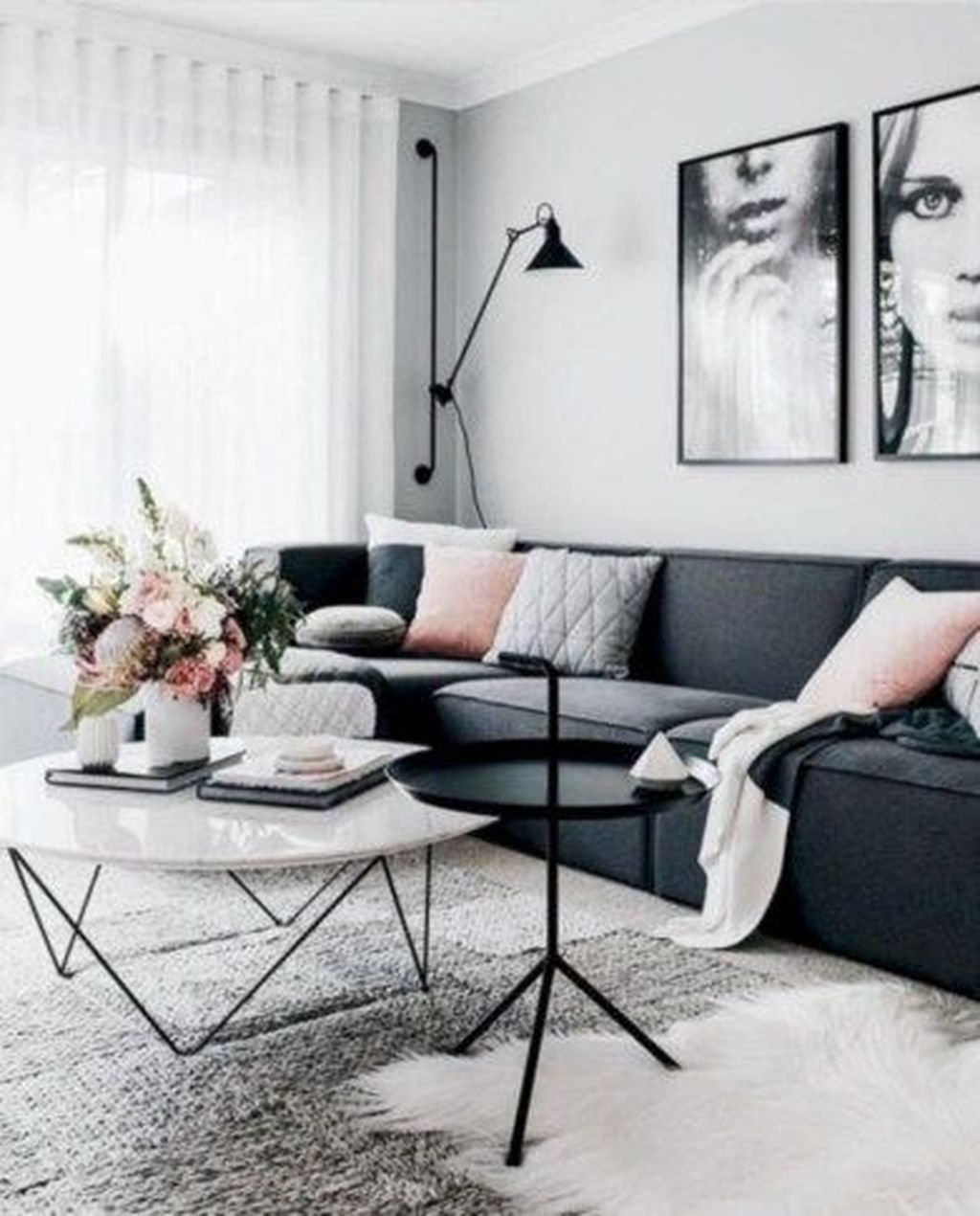 Scandinavian Living Room Design That A Lot Of People Talk About 44