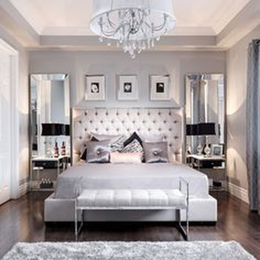 Small Master Bedroom Design With Elegant Style 01
