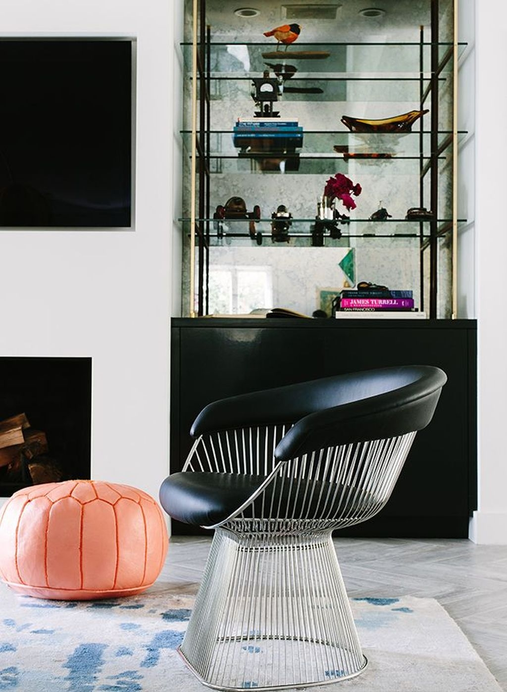 Stunning Modern Black Home Decor 32