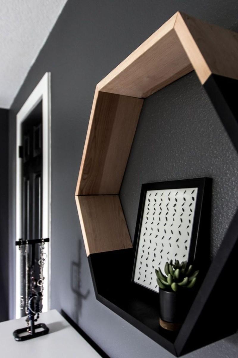 Stunning Modern Black Home Decor 35