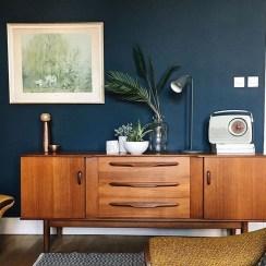 Stunning Modern Mid Century Living Room Design 17