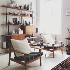 Stunning Modern Mid Century Living Room Design 20