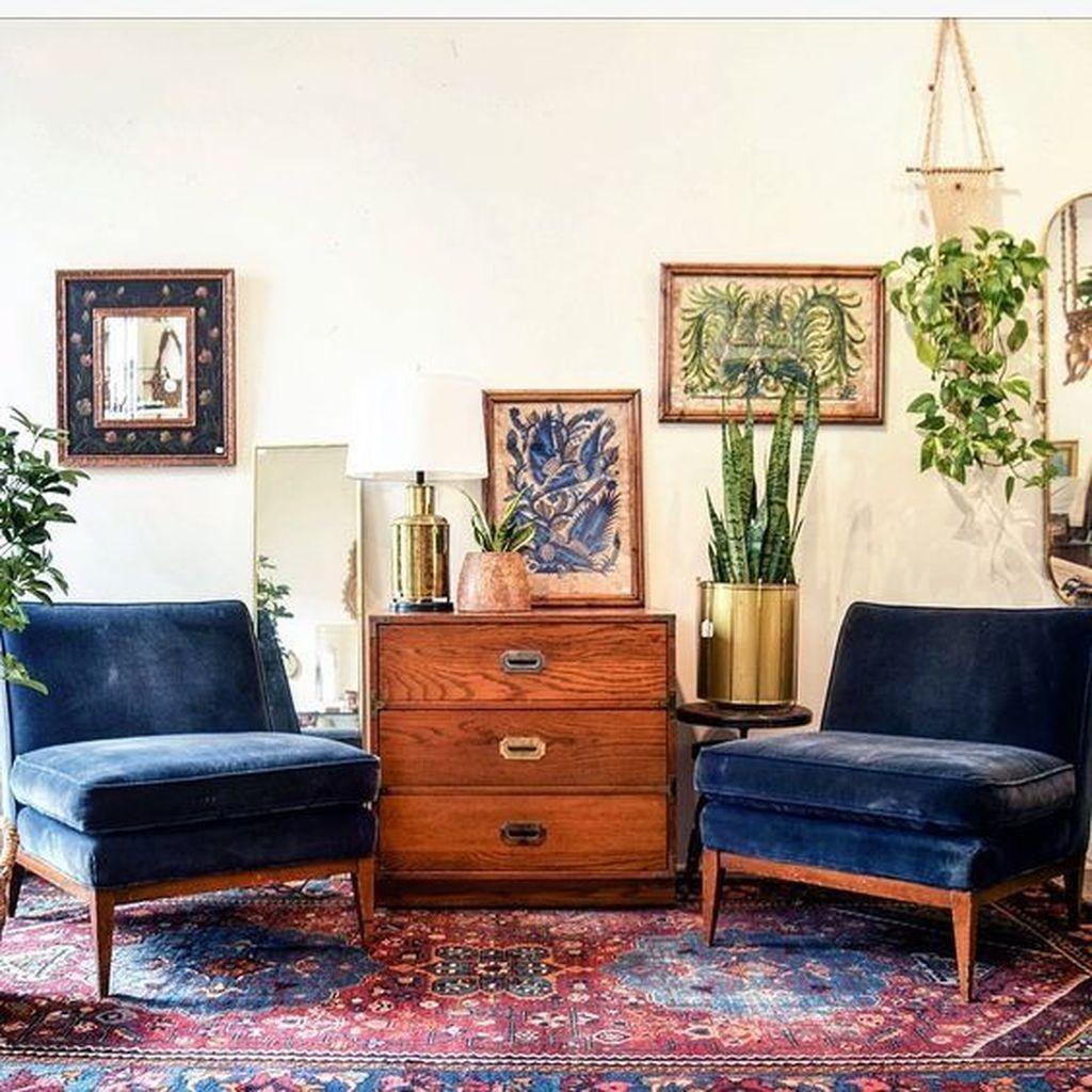 Stunning Modern Mid Century Living Room Design 33