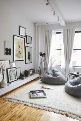 Stunning Modern Mid Century Living Room Design 47