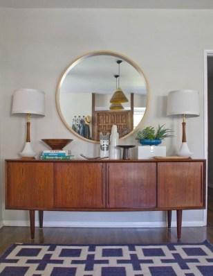 Stunning Modern Mid Century Living Room Design 49