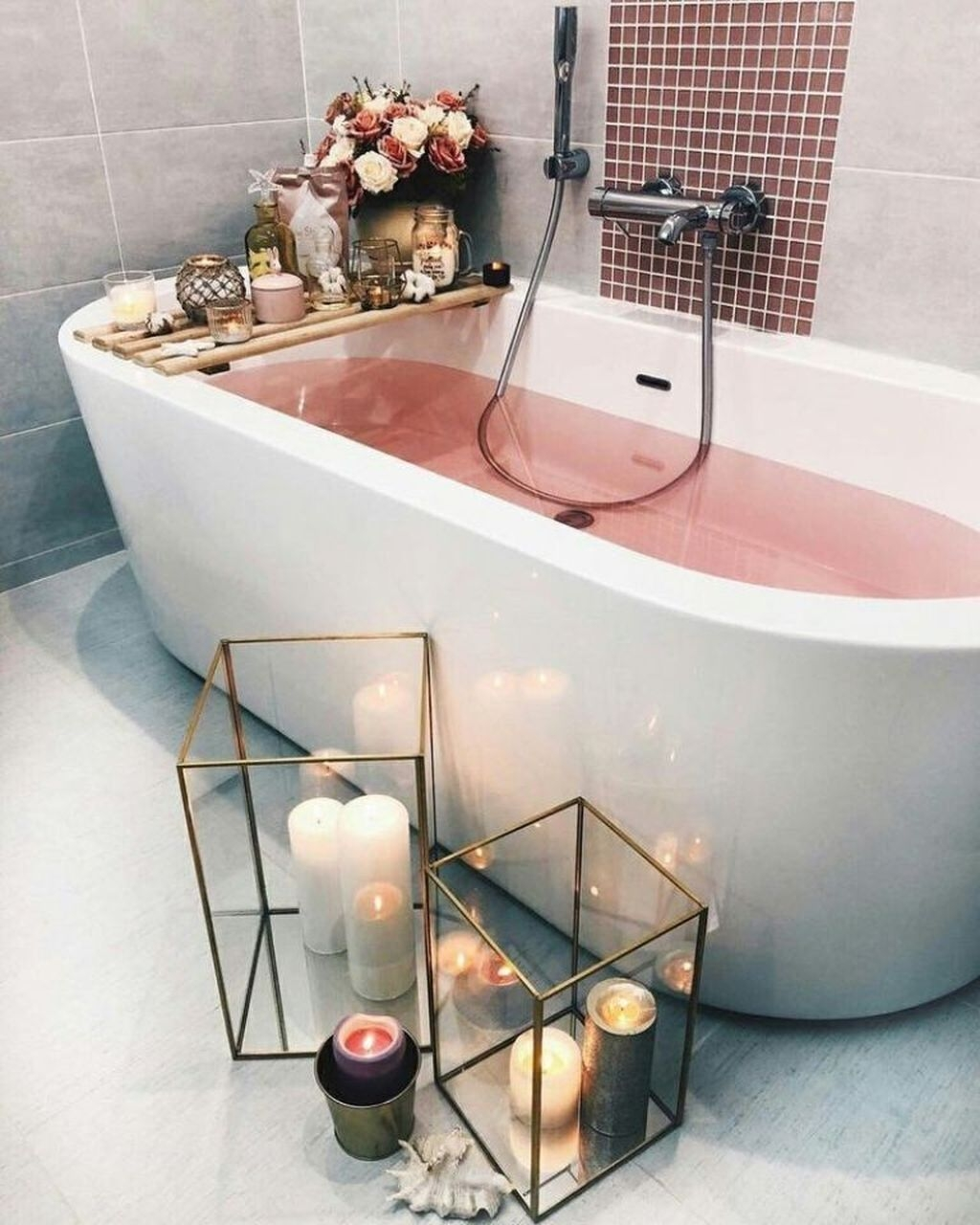 Sweet Valentines Day Bathroom Decor, Forget The Old One 25
