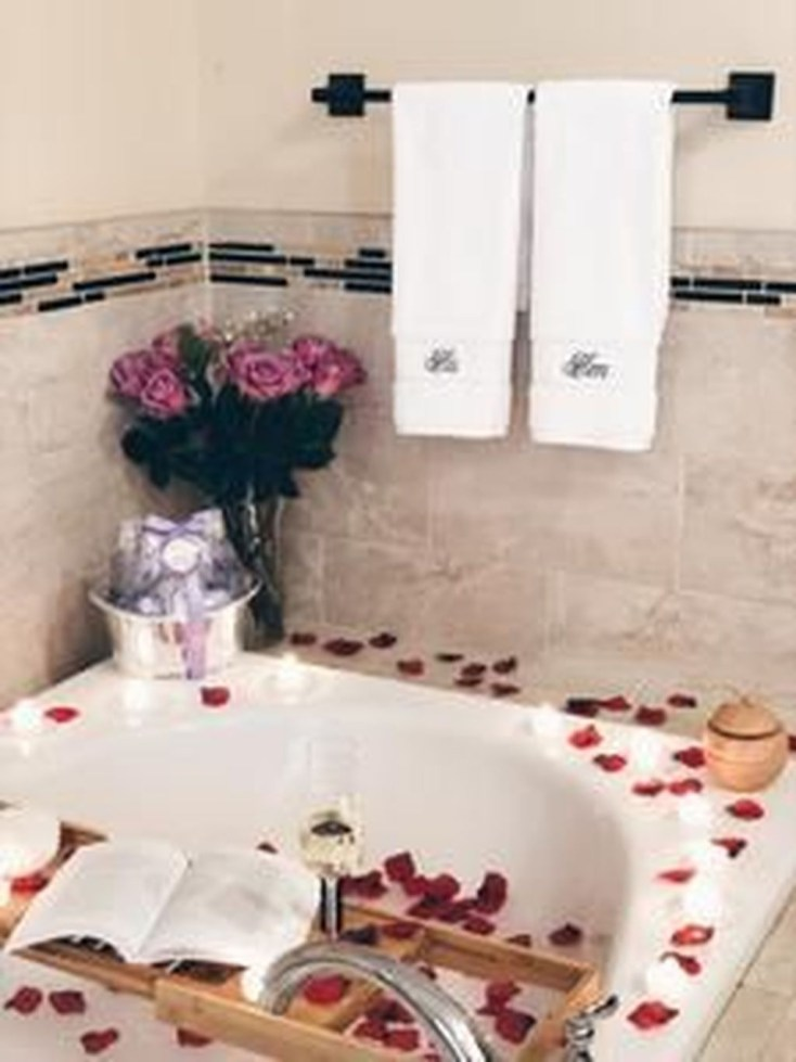 Sweet Valentines Day Bathroom Decor, Forget The Old One 30