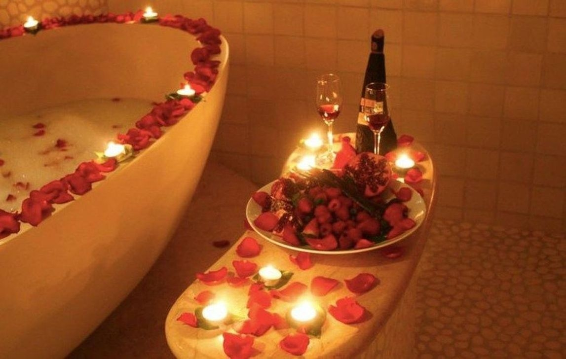 Sweet Valentines Day Bathroom Decor, Forget The Old One 32
