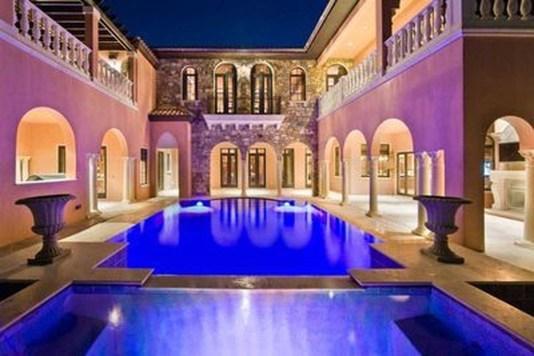 The Best Mediterranean Swimming Pool Design 06