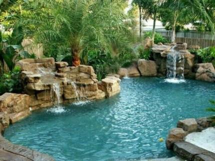 The Best Mediterranean Swimming Pool Design 19