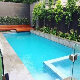 The Best Mediterranean Swimming Pool Design 22