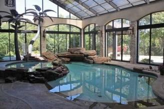 The Best Mediterranean Swimming Pool Design 23