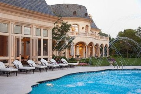 The Best Mediterranean Swimming Pool Design 30