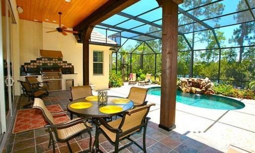 The Best Mediterranean Swimming Pool Design 40