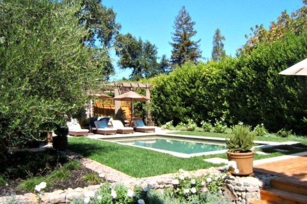 The Best Mediterranean Swimming Pool Design 50