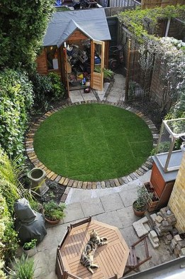 Tiny Yard Garden Design You Can Try Right Away 06