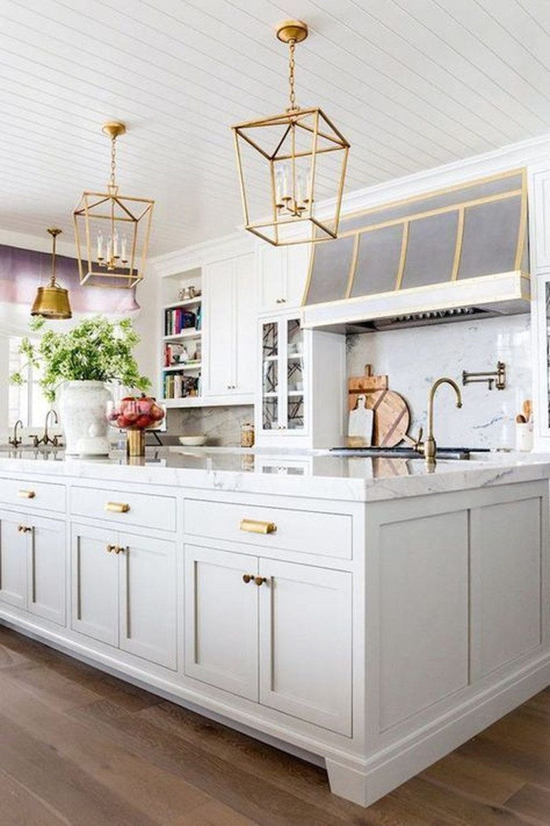 Upgrading Your Wall For Romantic Kitchen Decorations 06